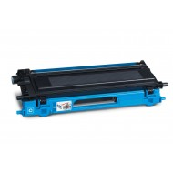 Brother TN135C Cyan Toner Cartridge. Compatible.