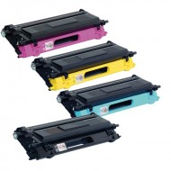 Brother TN135 Toner Cartridge Multi Pack Set. Compatible.