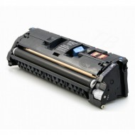 Canon 701BK Black Toner Cartridge (9287A003AA). Compatible.
