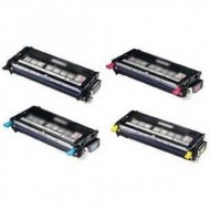 Dell 593-1017 Toner Cartridge Multi Pack Set (593-10170/71/72/73). Compatible.