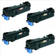 Dell 593-102 Toner Cartridge Multi Pack Set (593-10258/59/60/61). Compatible.