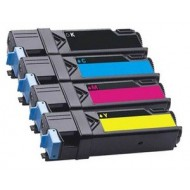 Dell 593-110 Toner Cartridge Multi Pack Set (593-11040/41/33/37). Compatible.