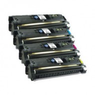HP C970 Toner Cartridge Multi Pack Set (121A). Compatible.