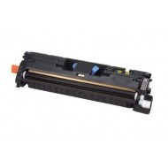 HP C9700A Black Toner Cartridge (121A). Compatible.