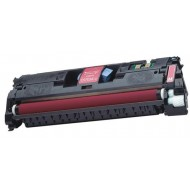 HP C9703A Magenta Toner Cartridge (121A). Compatible.