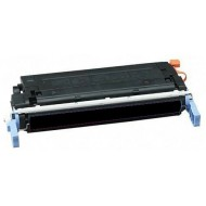 HP C9720A Black Toner Cartridge (641A). Compatible.