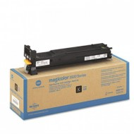 Genuine Original Konica Minolta A06V153 Black Toner Cartridge.