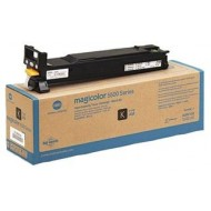 Genuine Original Konica Minolta A06V453 Yellow Toner Cartridge.