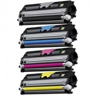 Konica Minolta A0V30 Toner Cartridge Multi Pack Set. Compatible.