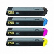 Kyocera TK520 Toner Cartridge Multi Pack Set. Compatible.