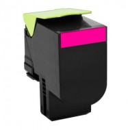 Lexmark C540H1MG Magenta High Yield Toner Cartridge. Compatible.