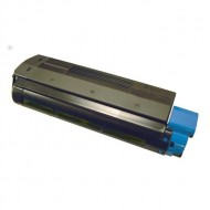 Oki 42127457 Black Toner Cartridge (Type C6). Compatible.