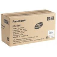 Genuine Original Panasonic UG3380 Black Toner Cartridge.