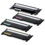 Samsung CLT 406S Toner Cartridge Multi Pack Set. Compatible.