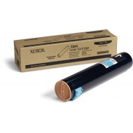 Genuine Original Xerox 106R01160 Cyan Toner Cartridge.