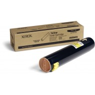 Genuine Original Xerox 106R01162 Yellow Toner Cartridge.